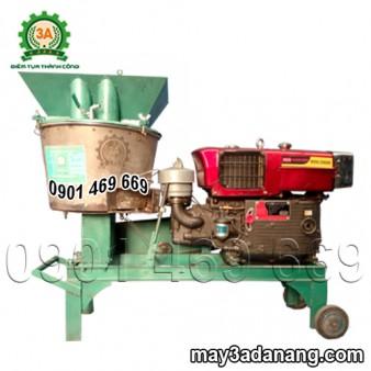 Máy băm nghiền đa năng 3A Diesel 16HP
