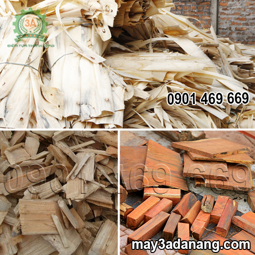 Máy băm gỗ vụn, ván bóc 3A37Kw