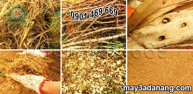 máy nghiền gỗ tạp, ván bóc, xơ dừa 3A22Kw