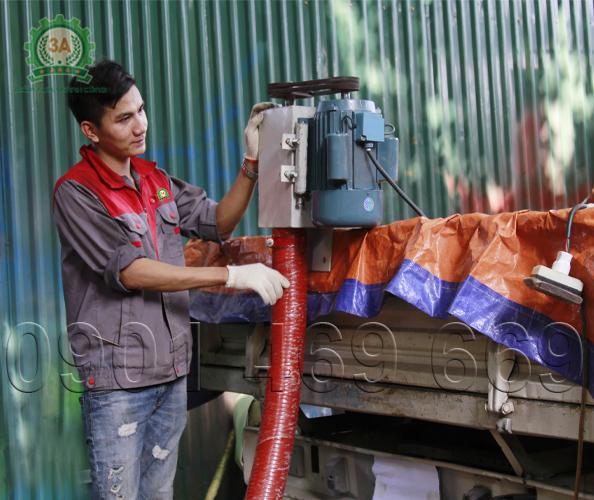 Máy hút hạt nông sản 3A6M, máy hút hạt cà phê