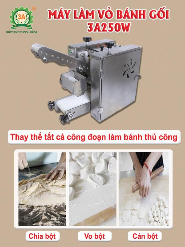 máy làm vỏ bánh gối, mua máy làm vỏ banh gói, máy làm vỏ bánh gối công nghiệp, máy làm bánh gối, máy làm vỏ bánh bột lọc, máy cán bột gia đình, máy cán bột mì, máy cán bột làm vỏ bánh gối, bán máy làm vỏ bánh gối