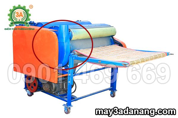 máy nghiền vải, máy nghiền vải vụn, máy nghiền vải vụn thành bông